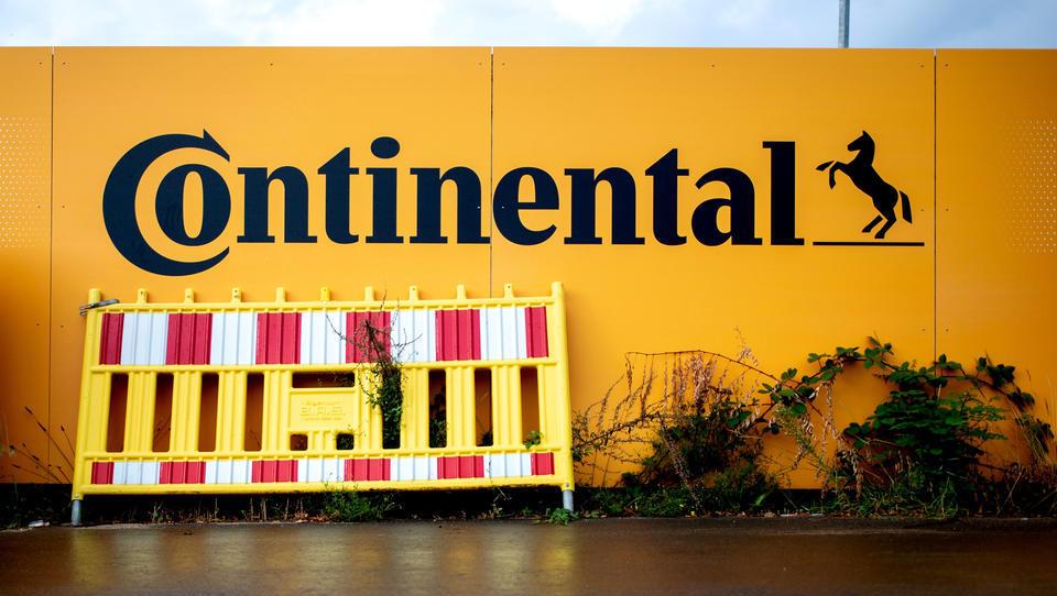 Zulieferer Continental wird im laufenden Jahr Verluste erwirtschaften