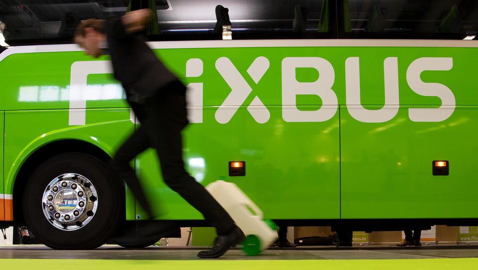 Flixbus stellt einzige Strecke mit E-Fernbus ein