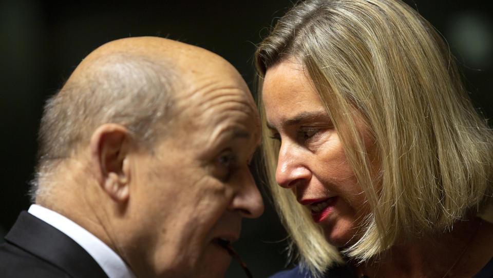 EU-Staaten bauen ihre militärische Zusammenarbeit aus