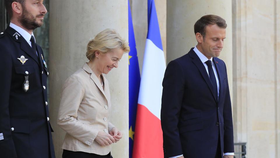 Streit mit Macron: Von der Leyen gerät bei Zusammenstellung der EU-Kommission unter Zeitdruck