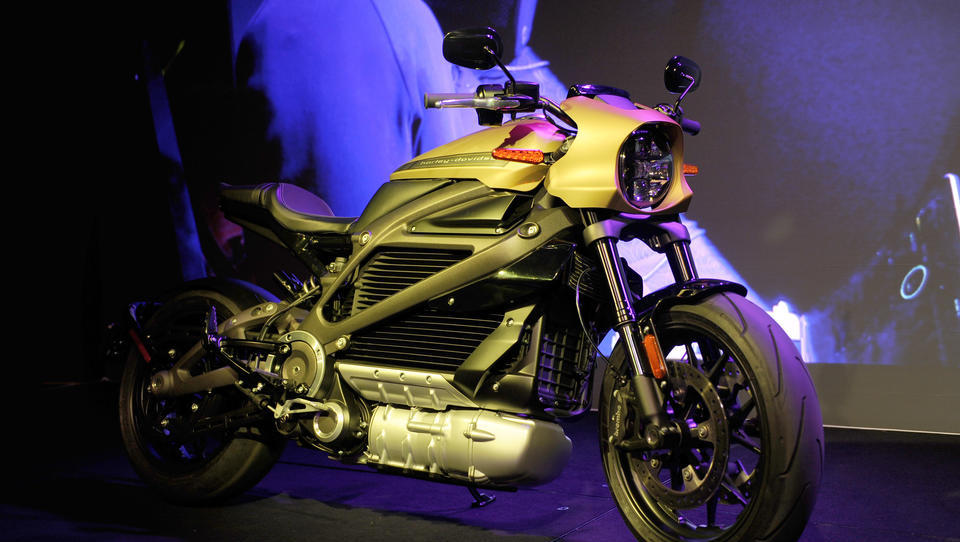 Harley-Davidson stoppt Produktion seiner Elektro-Motorräder