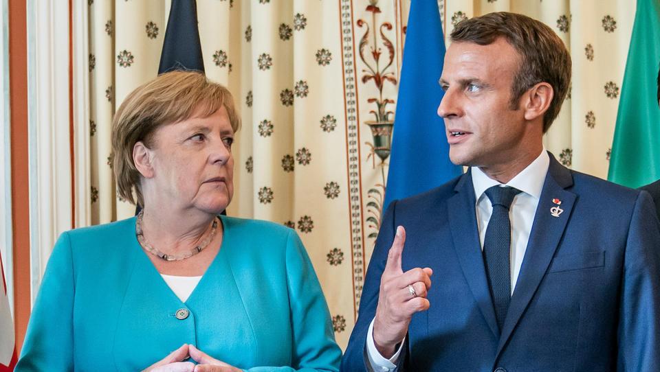 Macron drängt Merkel: Milliarden aus ESM-Fonds sollen freigegeben werden
