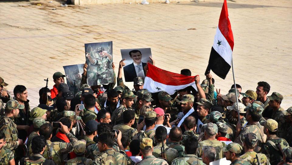 Syrische Armee übernimmt US-Stützpunkte im Nordosten des Landes