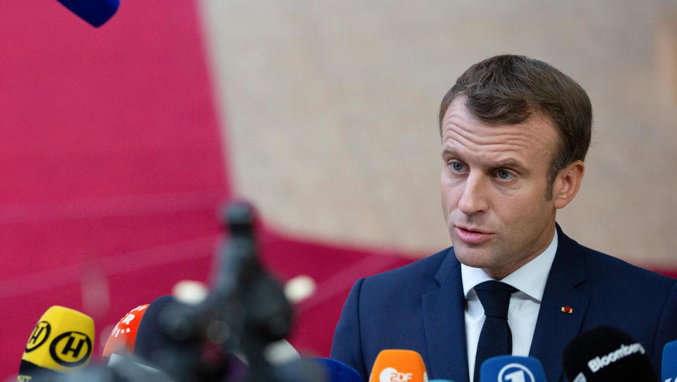 Alle gegen einen: Macron blockiert EU-Beitritt von Albanien und Nordmazedonien