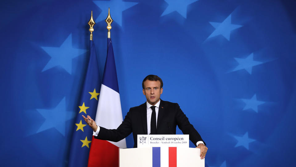 Die EU öffnet eine geopolitische Flanke auf dem Balkan