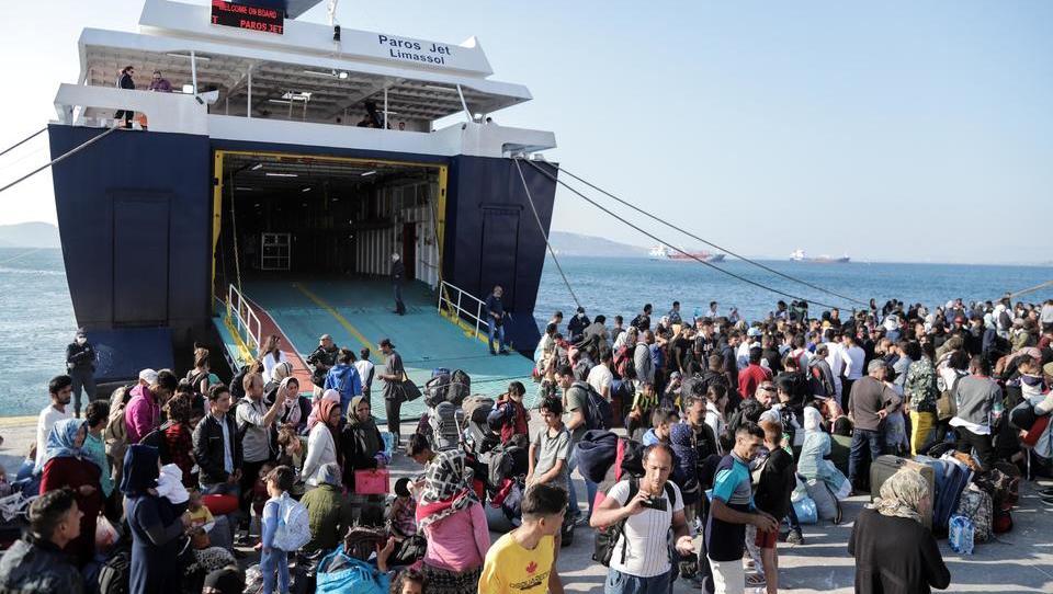 Immer mehr Migranten erreichen Griechenland