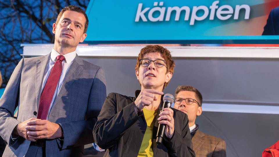 Nach Wahldebakel: In der CDU werden Forderungen nach Konsequenzen für die Berliner Parteispitze laut