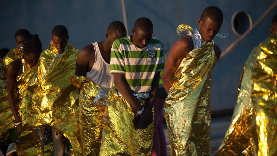 Korruption bei der UN in Afrika: Wer am meisten zahlt, darf nach Europa