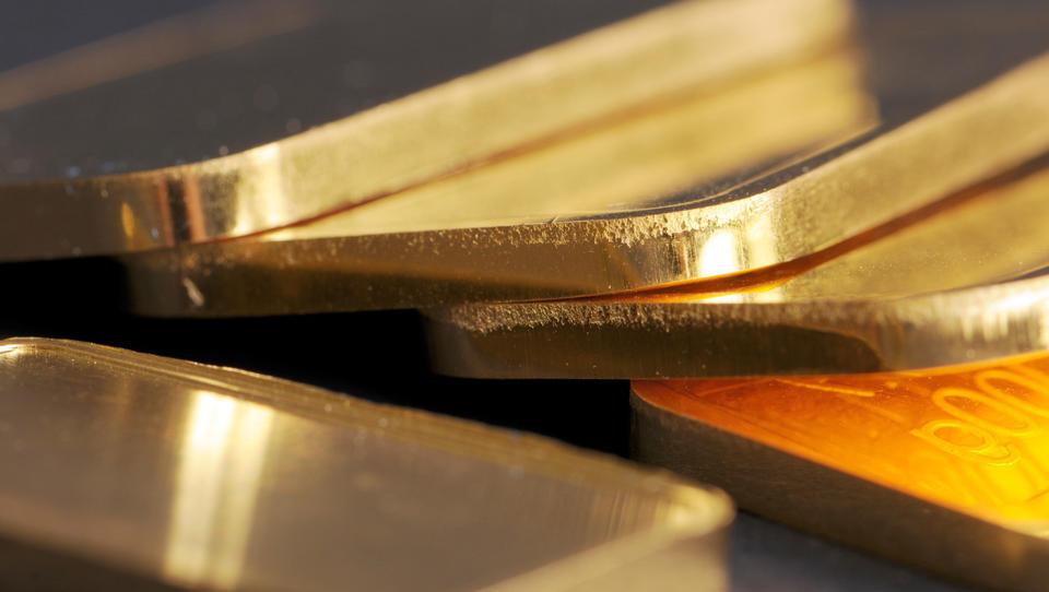 ETFs stocken Goldbestände deutlich auf