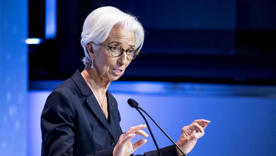 Lagardes Einstand bei der EZB: Nullzinsen bleiben bis zum Sankt Nimmerleinstag