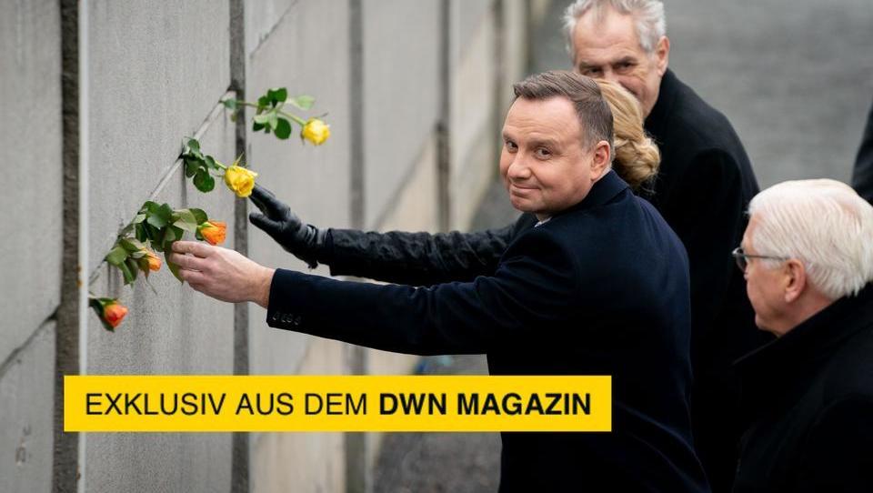 Duda gegen die deutschen Medien: Volle Attacke