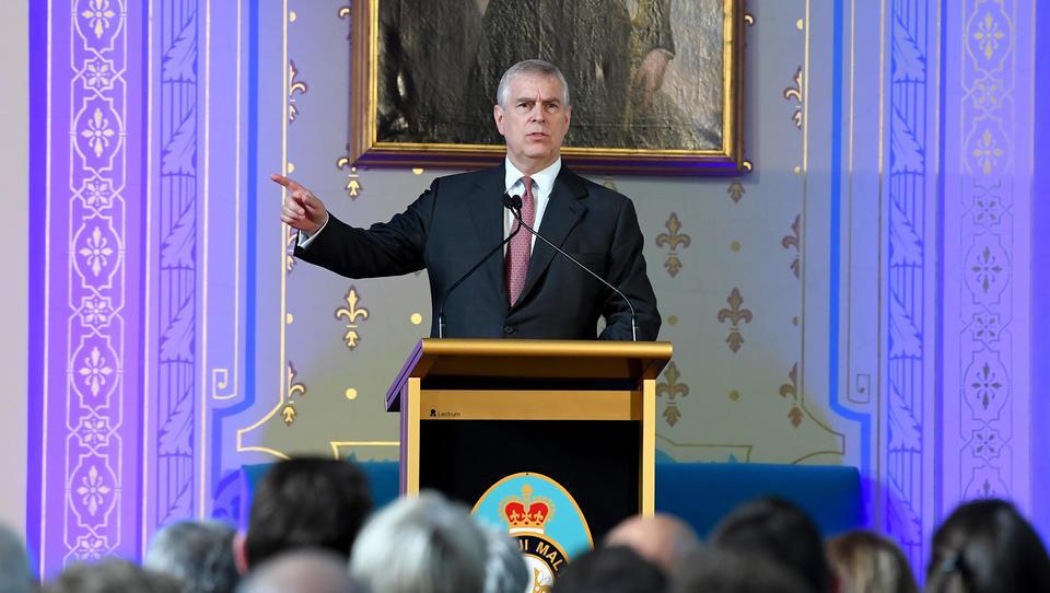 Epstein-Skandal: Fernseh-Interview wird für Prinz Andrew zum Fiasko