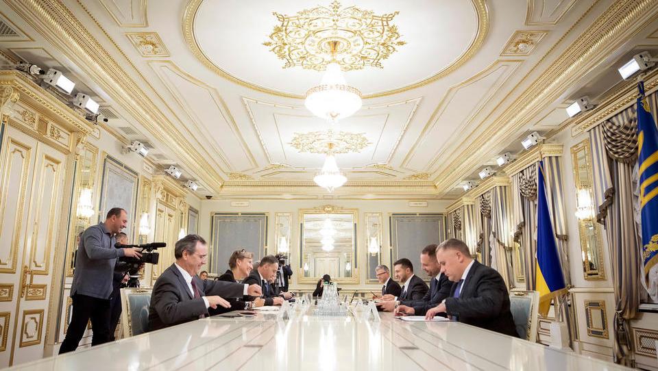 Das Normandie-Format: Europas Lösungsweg zu Frieden in der Ostukraine