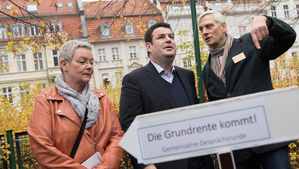 CDU fordert Vermögensprüfung bei Bezug von Grundrente