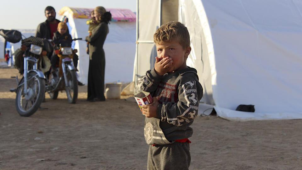 Syrien: Türkei dreht einer Million Menschen das Wasser ab