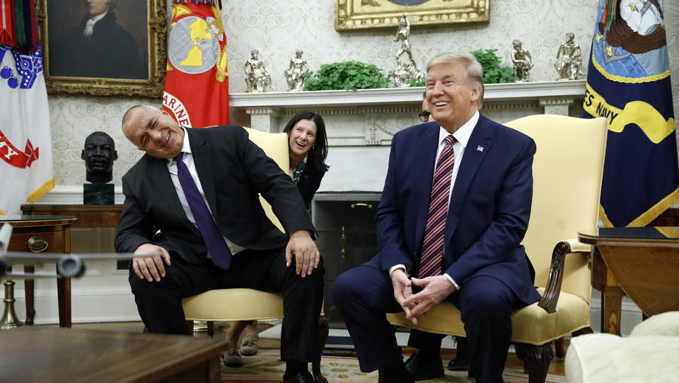 Machtkampf um Bulgarien: Amerikaner gehen gegen dominante Russen in die Offensive