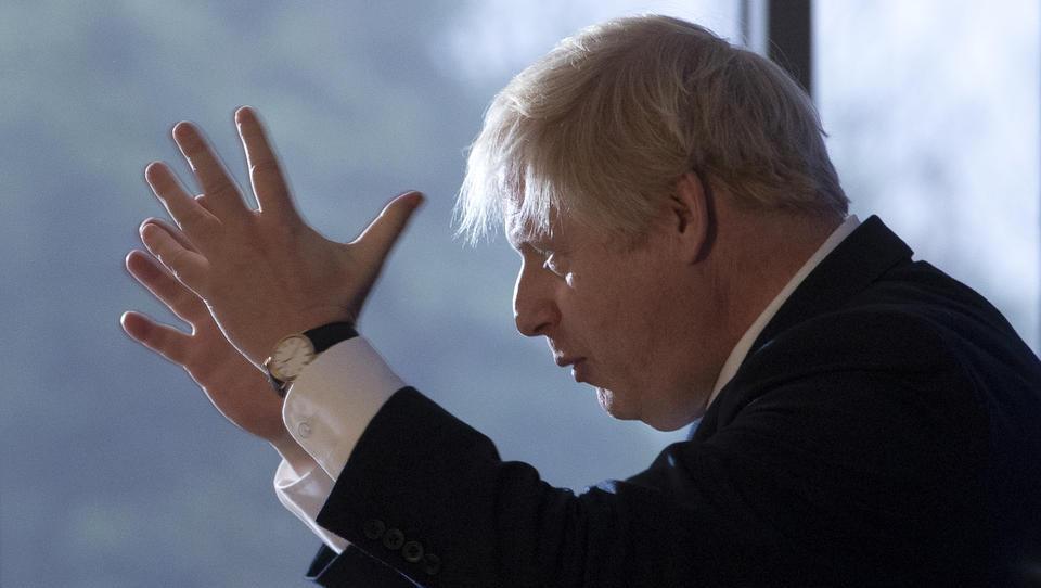Umfrage: Überwältigende Mehrheit der Briten für Boris Johnson