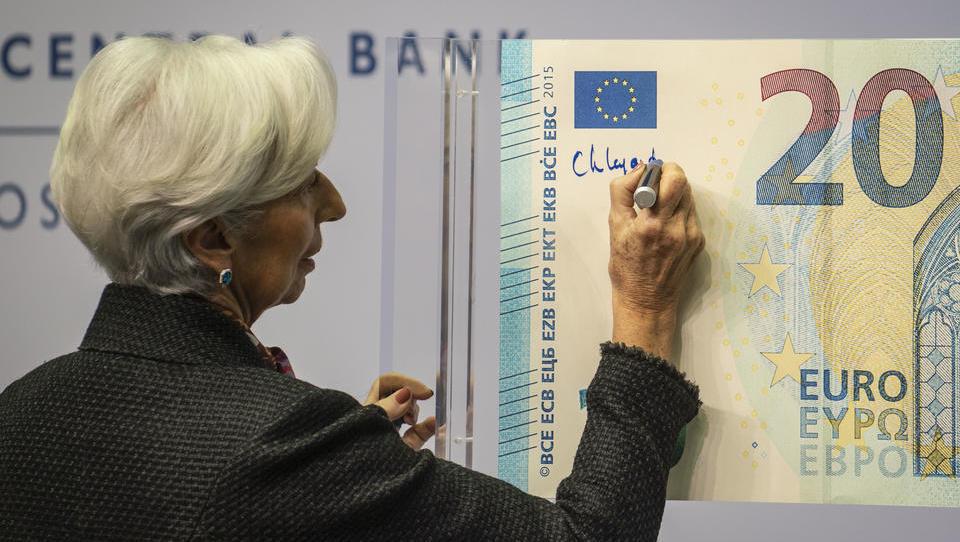Frau Lagarde, geben Sie uns eine Garantie für unser Bargeld