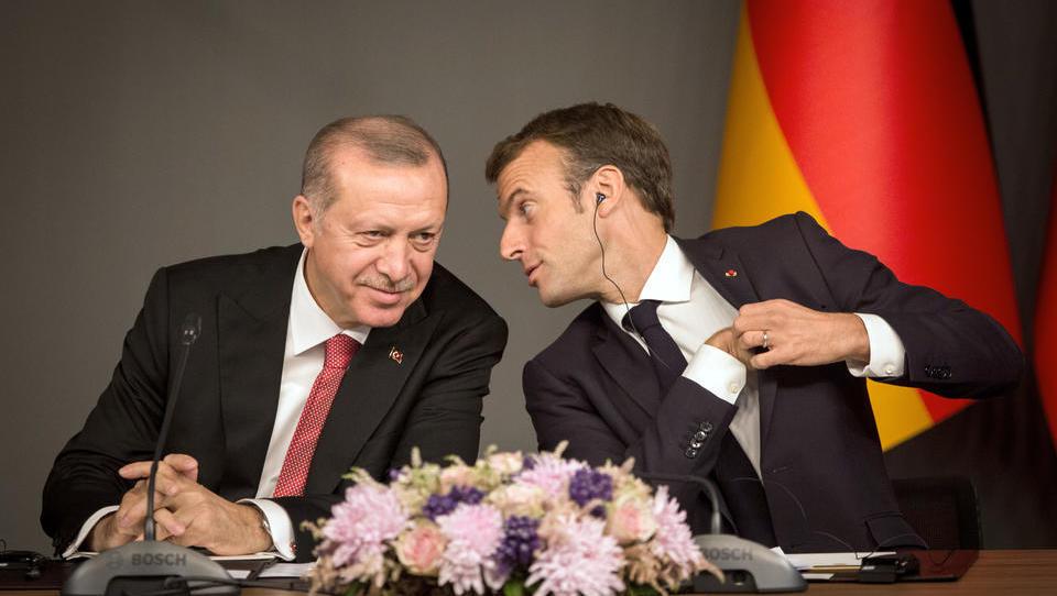 Nato leitet Ermittlungen zu Konflikt zwischen Türkei und Frankreich ein, Paris fordert EU-Sanktionen gegen Ankara