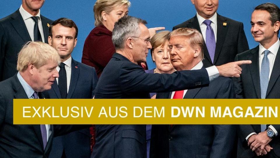 Polen und die USA, 1. Teil: Vereint gegen Deutschland und Russland