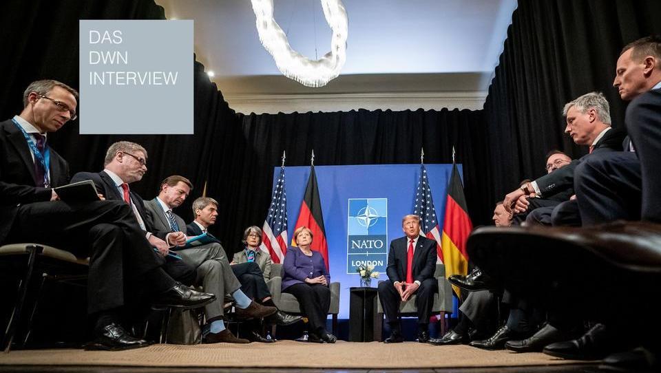 """Herfried Münkler: """"Die geopolitischen Aufgaben Deutschlands werden dramatisch wachsen"""""""