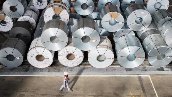 Trotz Corona: Deutsche Industrie erzielt größtes Auftragsplus seit 2014