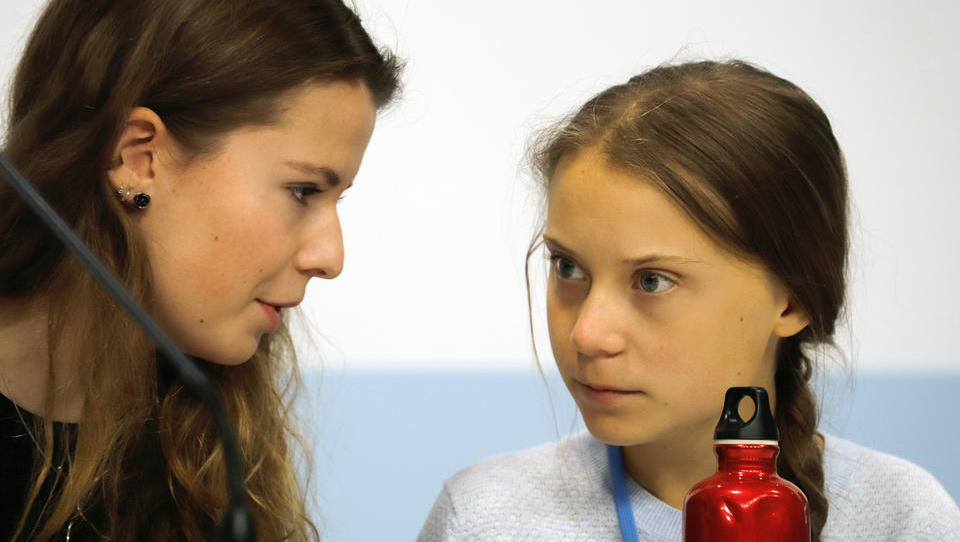 Friedensnobelpreis: Greta Thunberg soll gute Chancen auf eine Auszeichnung haben