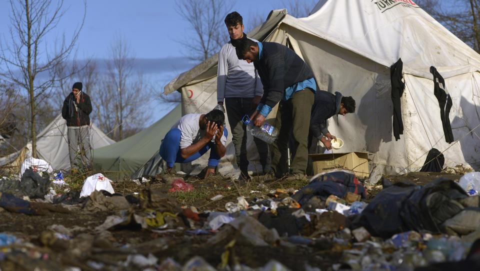 In der EU hausen 120.000 Migranten unter ärmsten Lebensbedingungen