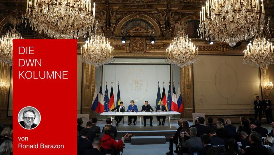 Tauwetter zwischen Russland und Ukraine: Die EU verpasst eine große Chance, weil sie ihr Gesicht wahren will
