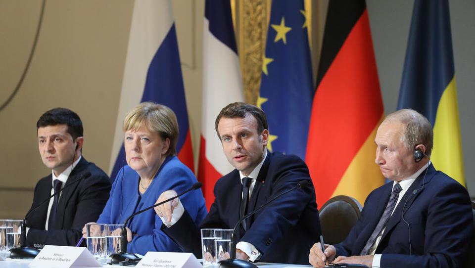 Tauwetter im Osten: Russland und die Ukraine vereinbaren Waffenstillstand