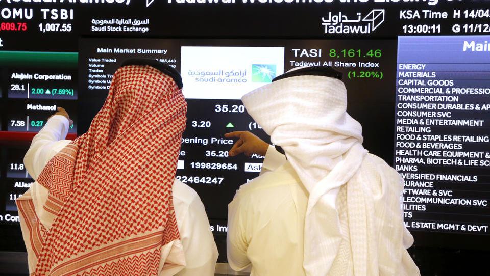 Nach Börsengang: Saudi Aramco wird wertvollstes Unternehmen der Welt, verdrängt Apple von der Spitze