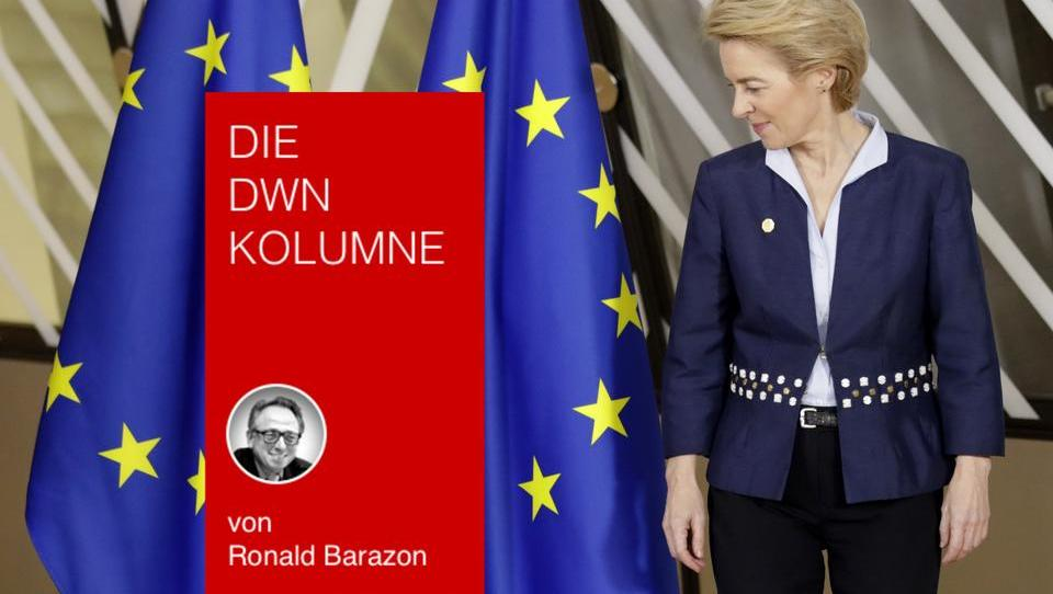 """Der späte Sieg des Sozialismus: Von der Leyens """"Green Deal"""" führt die EU zur zentral gelenkten Planwirtschaft"""