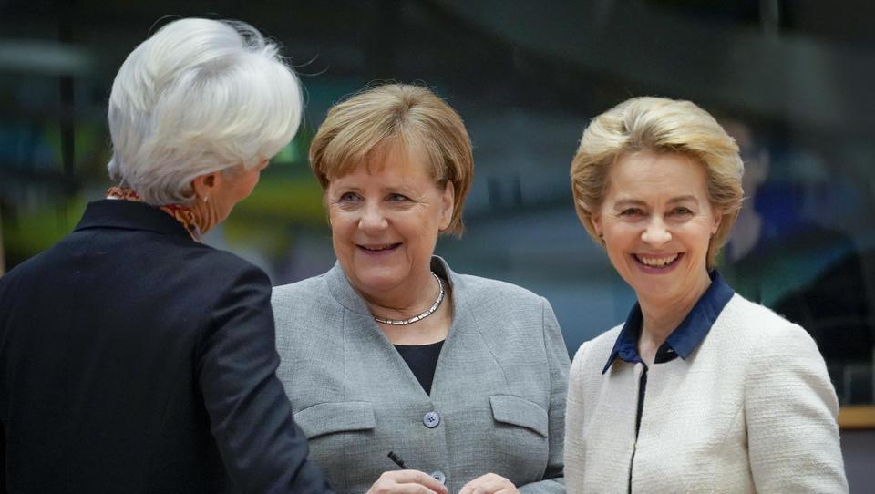 "Deutschland deutet Zustimmung zu ""Recovery Bonds"" der EU an"
