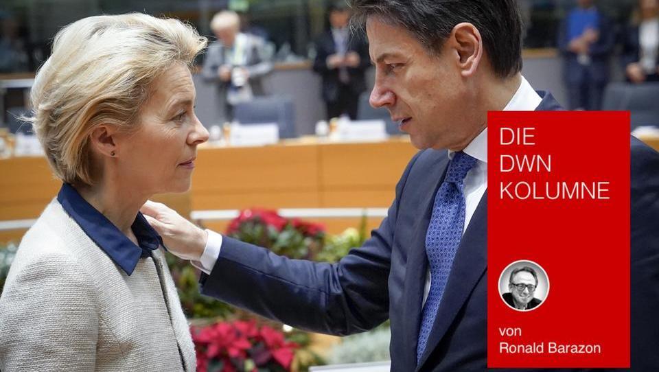 Europas Weg in den Untergang: EU gewährt Schuldenstaaten Billionen - für die Wirtschaft bleibt nur ein Taschengeld