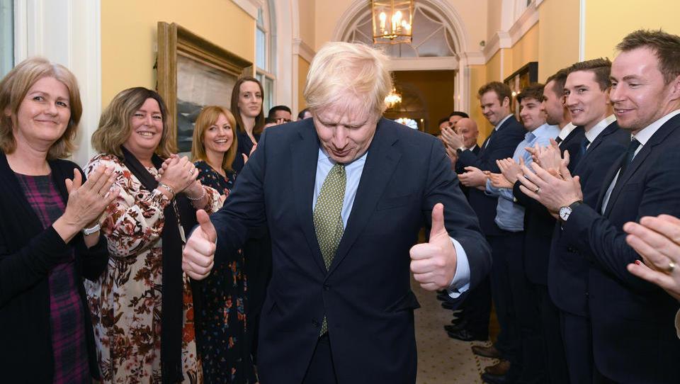 Aufgabe für König Boris: Führe Großbritannien aus der EU, ohne Staat und Wirtschaft zu ruinieren