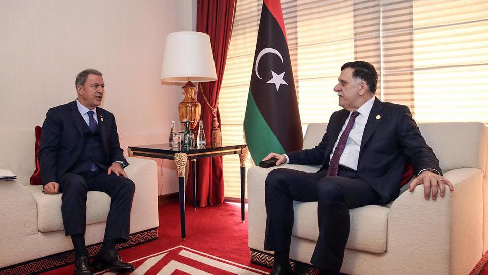 Türkei plant Militärstützpunkt in Libyen, Ägypten warnt vor Konsequenzen