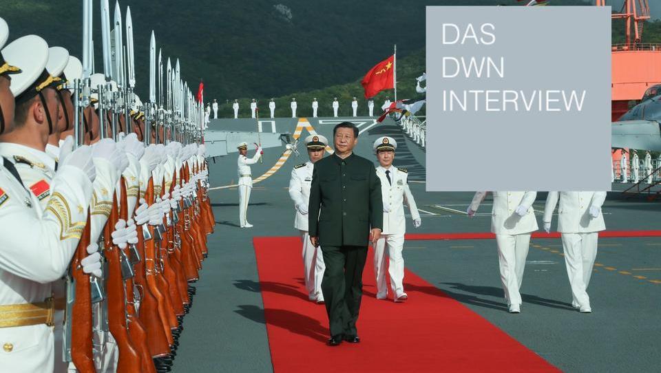 China und USA auf Konfrontationskurs: Was tut Deutschland im Falle eines Krieges?