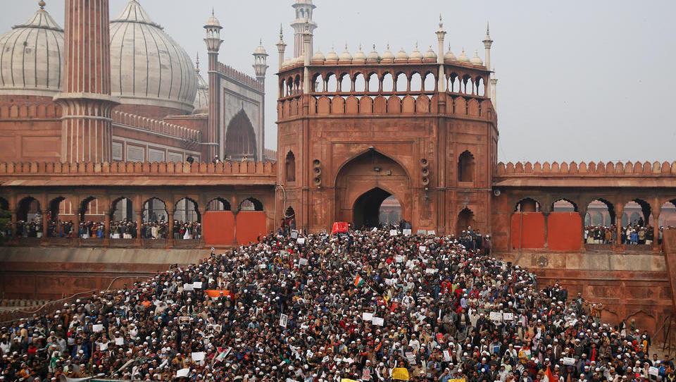 Indien verabschiedet Gesetz gegen Einbürgerung von illegalen Muslimen