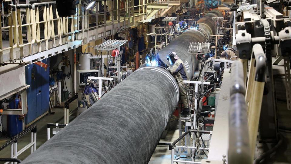 Pipeline-Verleger steigt wegen US-Sanktionen aus Nord Stream 2 aus