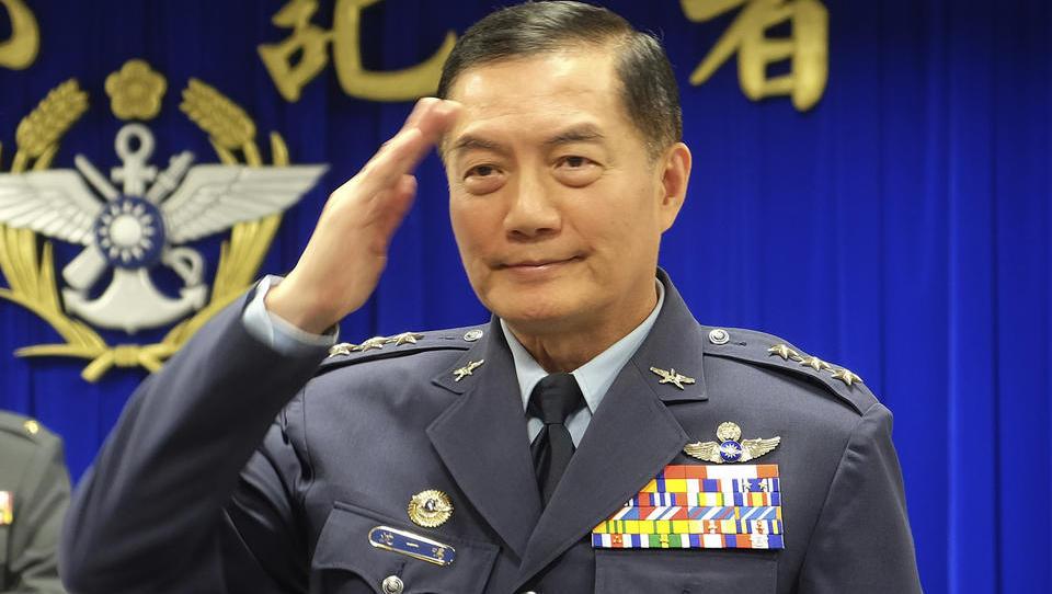 Taiwans Generalstabschef stirbt bei Helikopterunglück