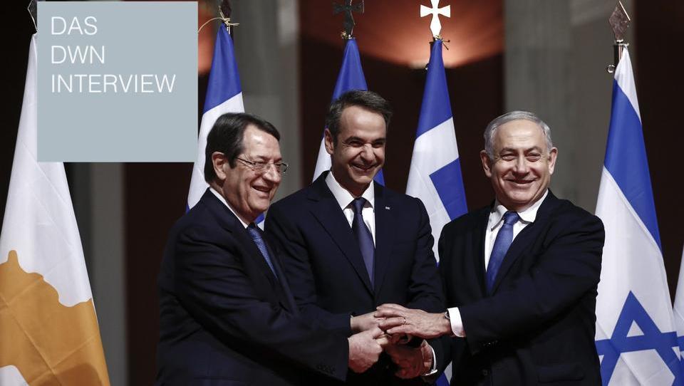 Sturm über dem östlichen Mittelmeer: Die Weltmächte bringen sich in Stellung