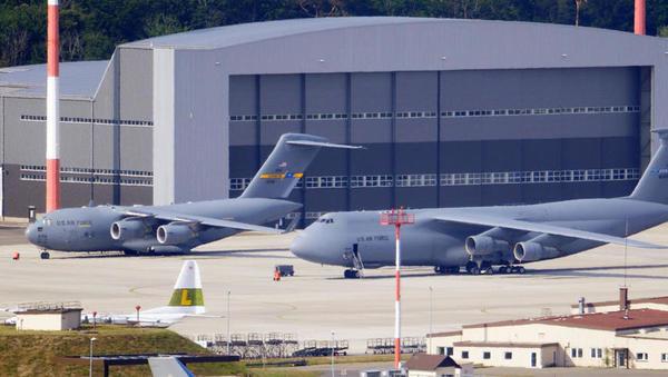 Luftwaffenstützpunkt Ramstein spielte Schlüsselrolle bei Tötung von Soleimani