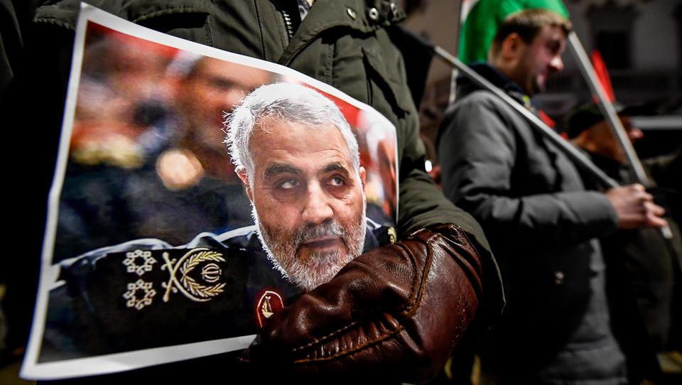 Ist der CIA-Organisator der Tötung von Soleimani ums Leben gekommen?
