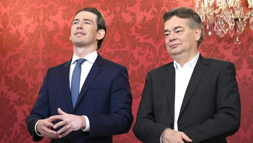 Österreich: Untertitel aus Seifenoper machen Regierungsvereidigung zur Lachnummer