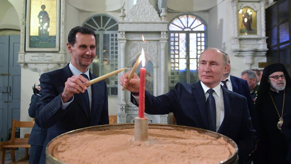 Russland profitiert vom Niedergang der EU im Nahen Osten