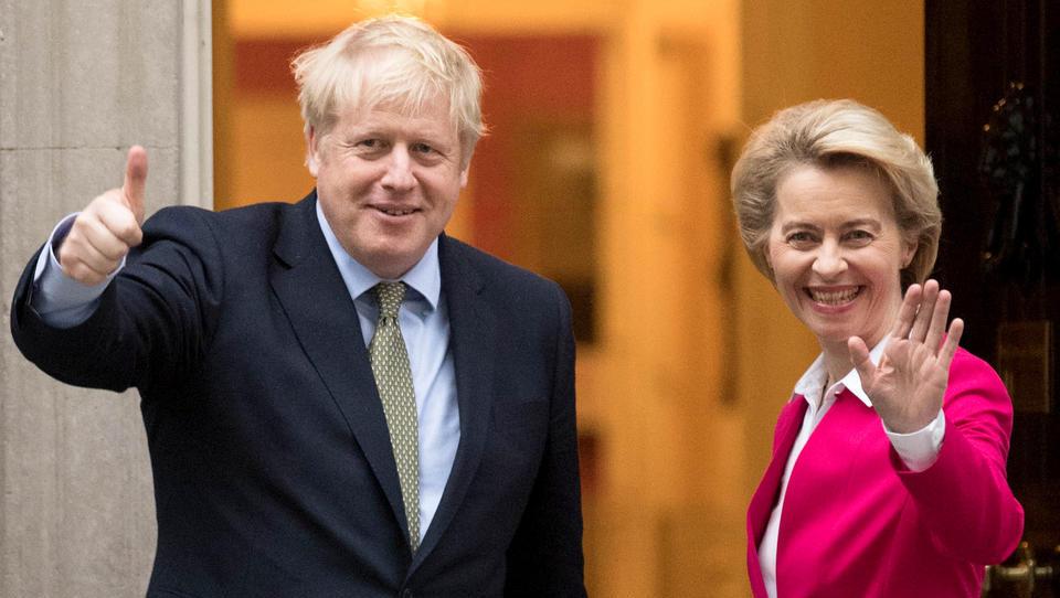 EU bereitet Klage gegen britischen Rechtsbruch beim Brexit vor