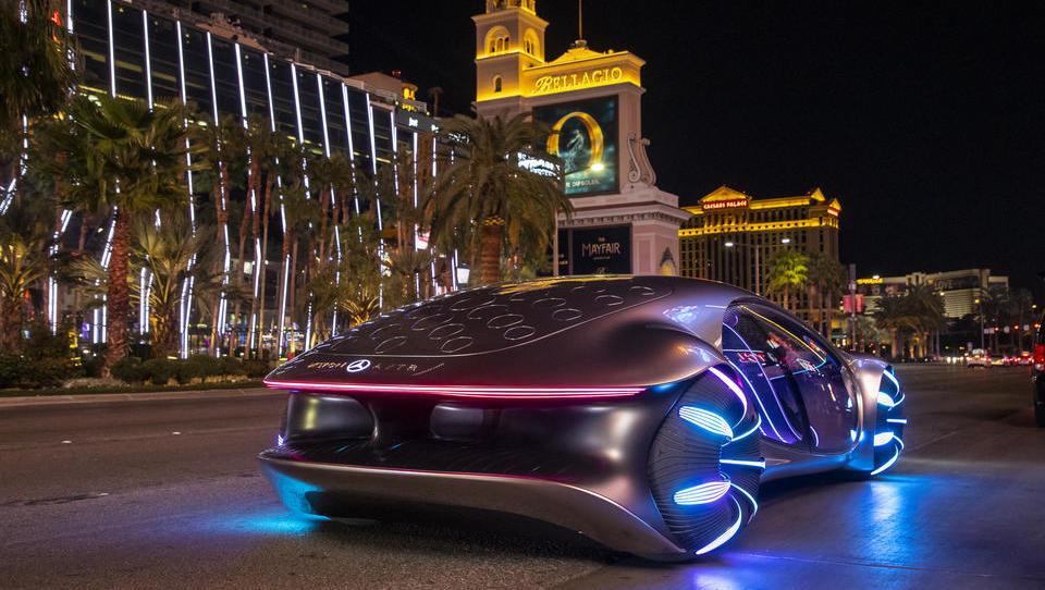 Viva Las Vegas war einmal - die Automesse wird heute in China gelesen