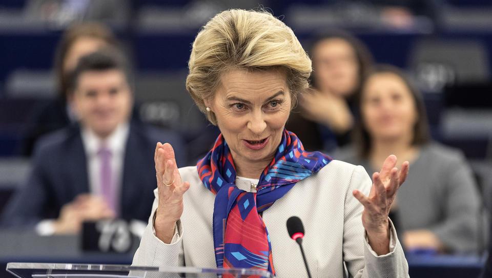Aus Steuergeldern: EU-Chefin von der Leyen will eine Billion in Klimaschutz investieren