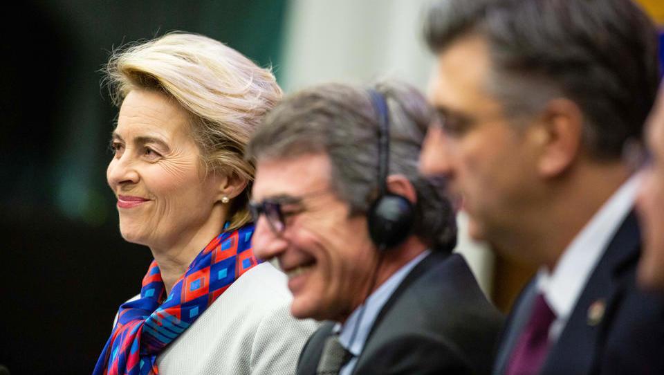 """EU spricht vom """"Green Deal"""" – und lässt sich von Öl-Unternehmen sponsern"""