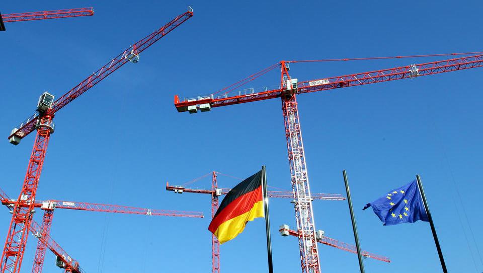 Industrie-Misere in Deutschland zieht ganz Europa nach unten